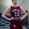 Dowling sophomore guard Becca Hittner