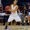 Roosevelt junior forward Julanie Carter