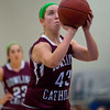 Dowling junior forward Amber Gierstorf