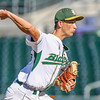 Action from the 2A Quarterfinals between Pleasantville and Beckham Catholic at Principal Park on July 25, 2016 in Des Moines, Iowa.