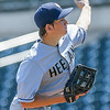 Action from the 3A Quarterfinals between Harlan and Heelan Catholic at Principal Park on July 26, 2016 in Des Moines, Iowa.