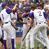 Action from the 4A Quarterfinals between Johnston and Waukee at Principal Park on July 27, 2016 in Des Moines, Iowa.