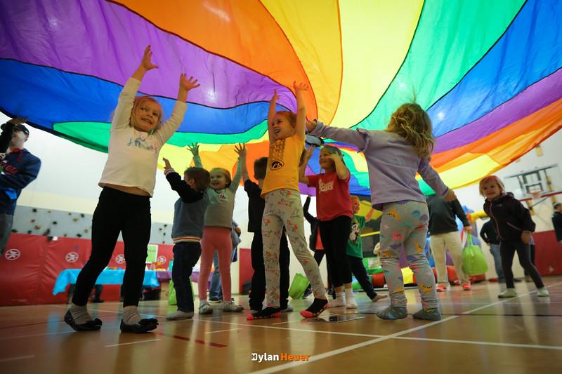 Hillside Elementary School Preschool Palooza