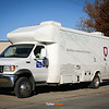 Dental Connectionsin the Dental Connections mobile unit at Karen Acres Elementary School
