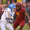 Drake Bulldogs vs. Iowa State Cyclones football game