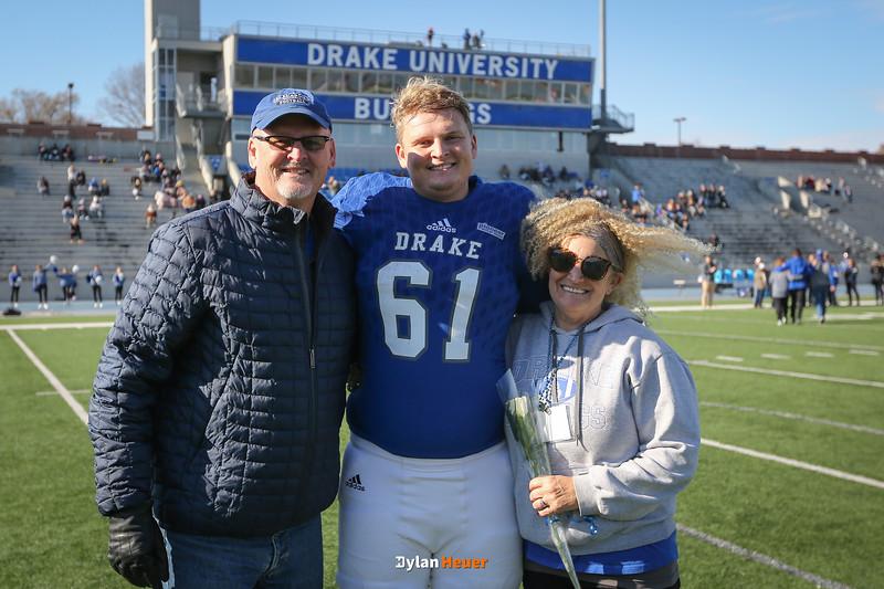 NCAA Football - Drake Bulldogs vs. Dayton Flyers