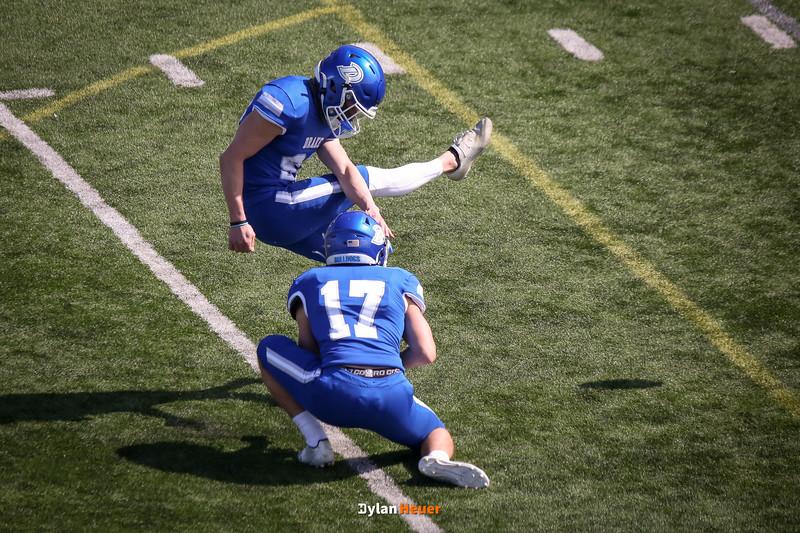 Pioneer Football League - Drake Bulldogs vs. San Diego Toreros