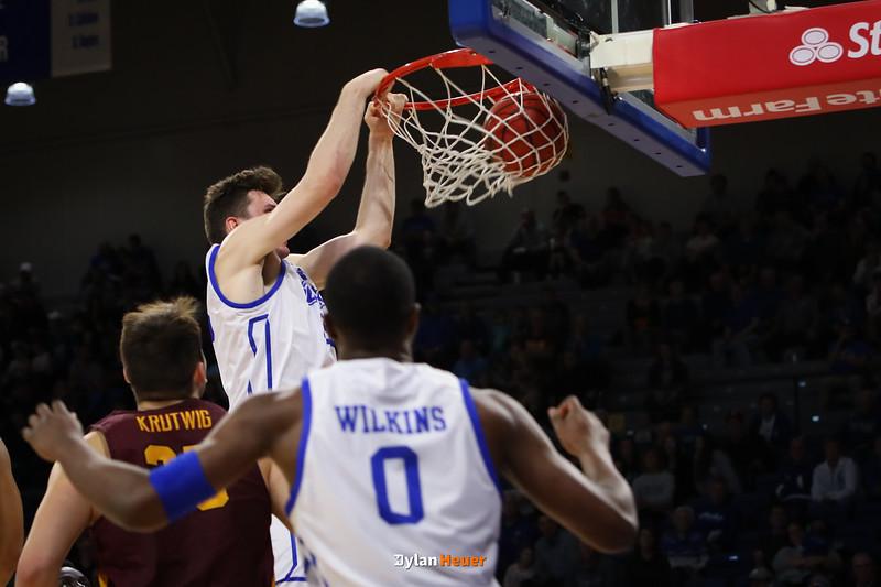 Men Basketball - Drake Bulldogs vs. Dubuque Spartans