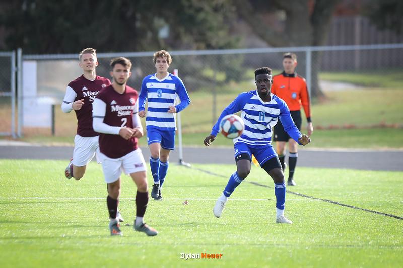 Men Soccer - Drake Bulldogs vs. Missouri State Bears