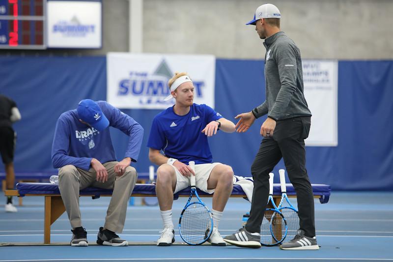 Men Tennis - Oregon Ducks vs. Drake Bulldogs