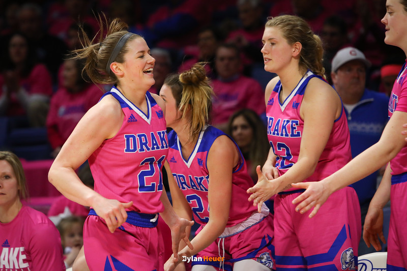 Missouri Valley Conference: Evansville Aces vs. Drake Bulldogs