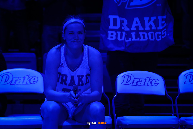 Missouri Valley Conference: Bradley Braves vs. Drake Bulldogs