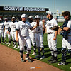 Iowa High School Baseball: Ankeny Centennial Jaguars vs. Roosevelt Roughriders