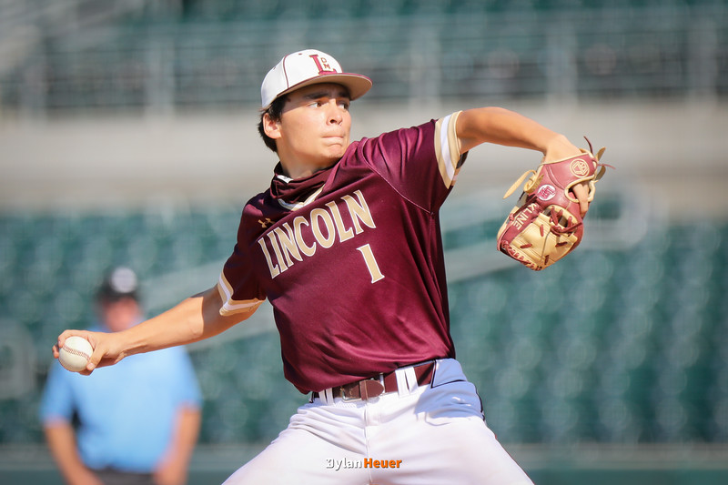 Iowa High School Baseball: Lincoln Railsplitters vs. Dowling Catholic Maroons