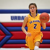 the Johnston Dragons and the Urbandale J-Hawks
