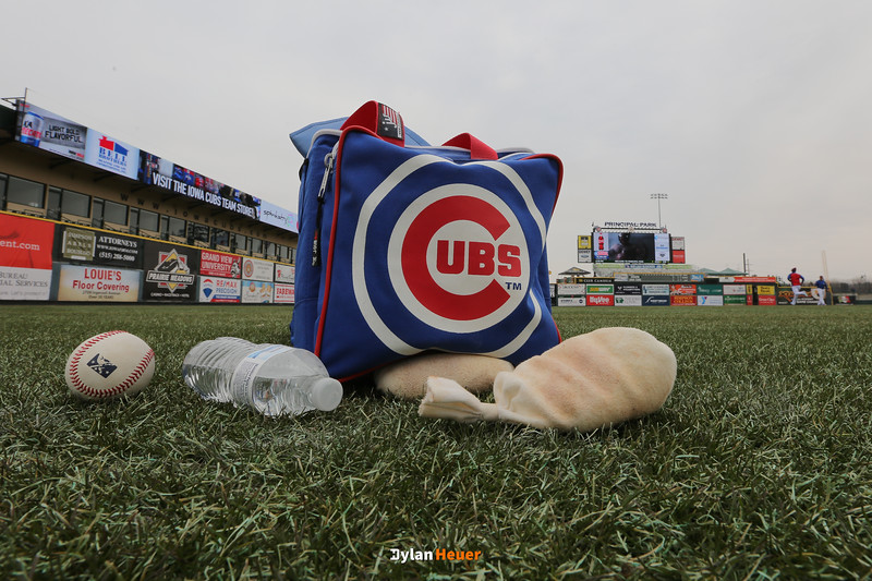 Iowa Cubs vs. Oklahoma City Dodgers