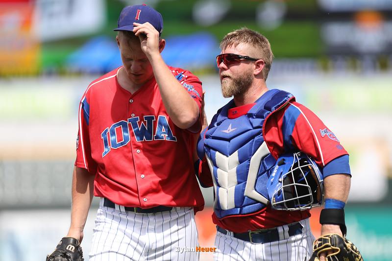 Iowa Cubs vs. Round Rock Express