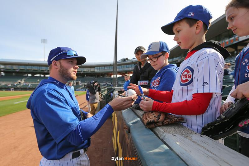 Pacific Coast League: Oklahoma City Dodgers vs. Iowa Cubs