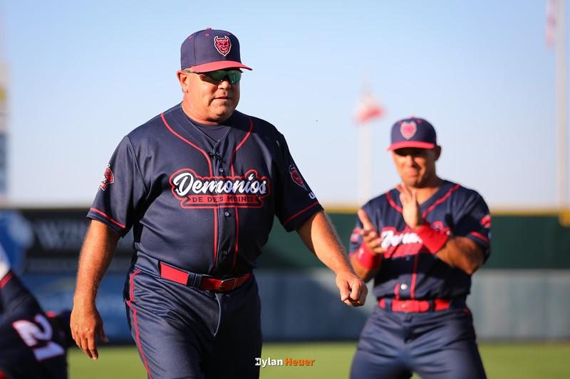 Pacific Coast League: Mariachis de Nuevo México vs. Demonios de Des Moines