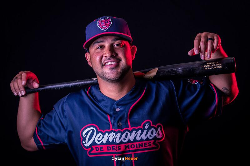 Pacific Coast League: Iowa Cubs as Des Moines Demonios