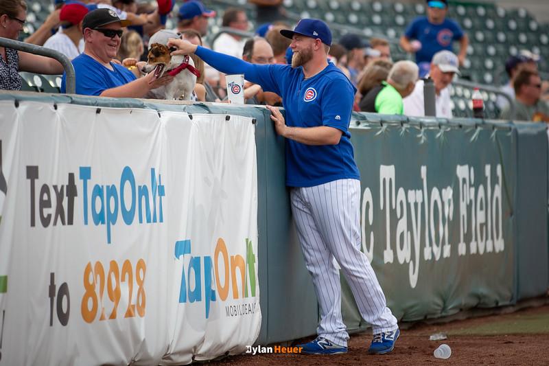 Pacific Coast League: Salt Lake Bees vs. Iowa Cubs