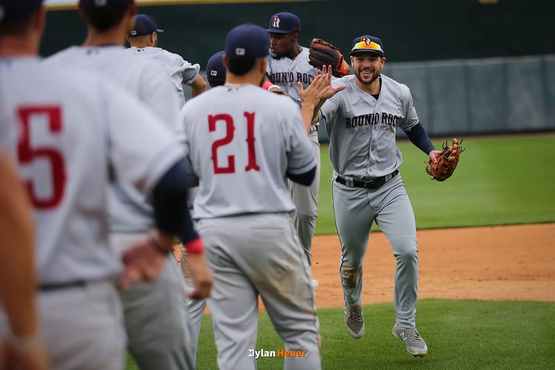 Pacific Coast League: Round Rock Express vs. Iowa Cubs