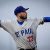 Minor League Baseball Triple-A East: Iowa Cubs vs. St. Paul Saints
