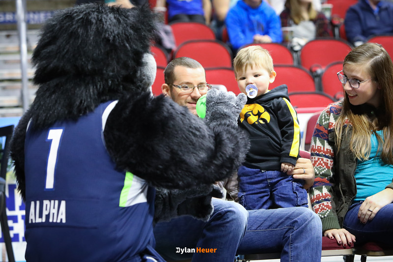 Iowa Wolves vs. Fort Wayne Mad Ants