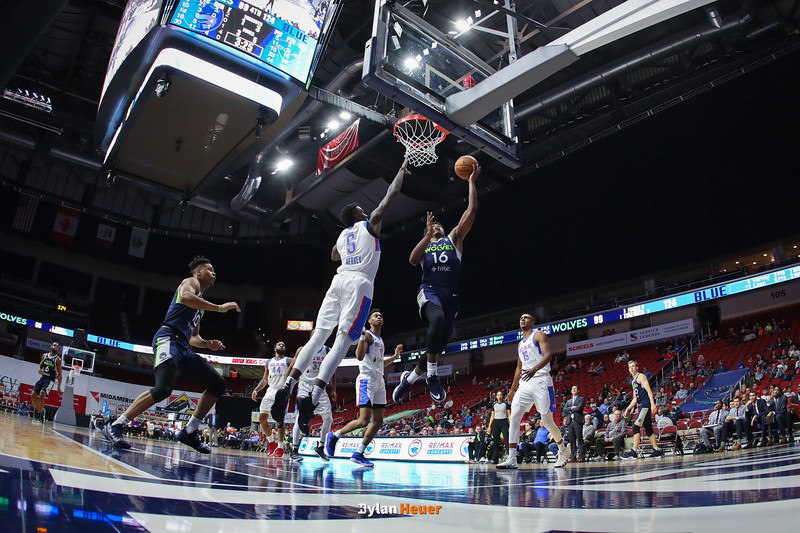Iowa Wolves vs. Oklahoma City Blue