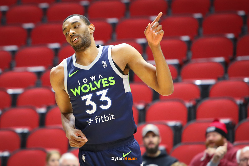 Iowa Wolves vs. Canton Charge