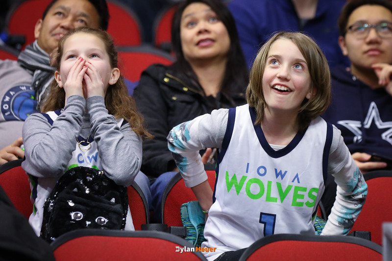 Iowa Wolves vs. Salt Lake City