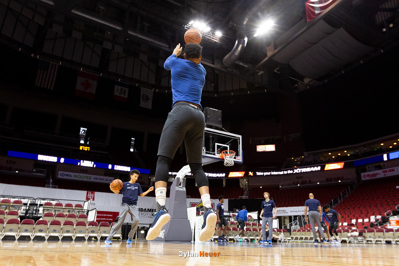 NBA G League: Texas Legends vs. Iowa Wolves
