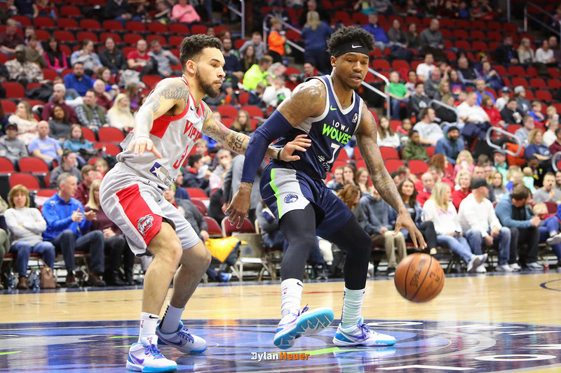 NBA G League: Rio Grande Valley Vipers vs. Iowa Wolves