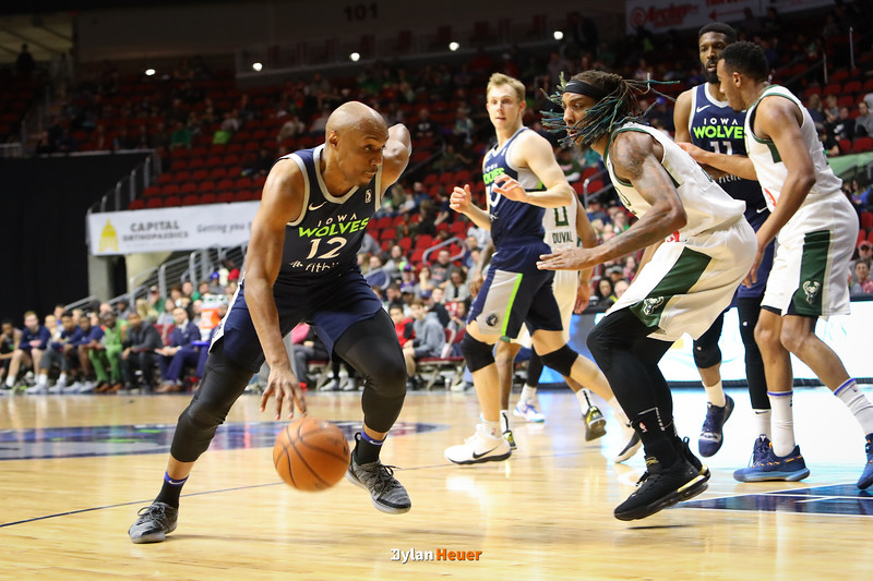 NBA G League: Wisconsin Herd vs. Iowa Wolves