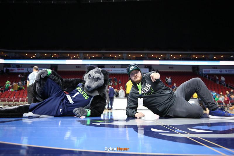 NBA G League: Wisconsin Herd vs. Iowa Wolves