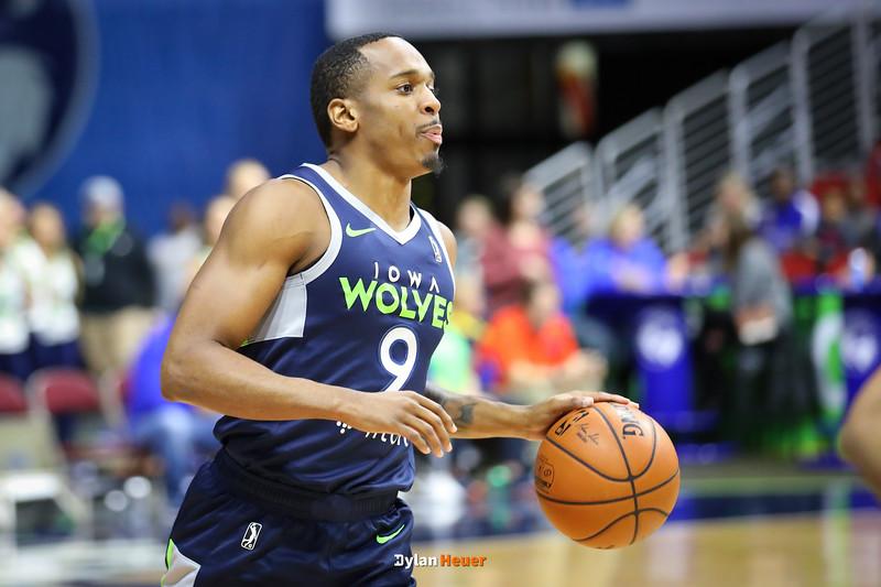 NBA G League: Austin Spurs vs. Iowa Wolves