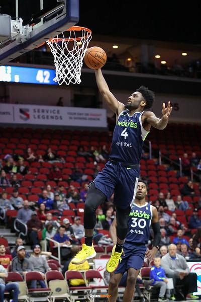 NBA G League: Oklahoma City Blue vs. Iowa Wolves