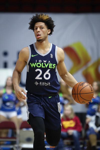 NBA G League: Northern Arizona Suns vs. Iowa Wolves