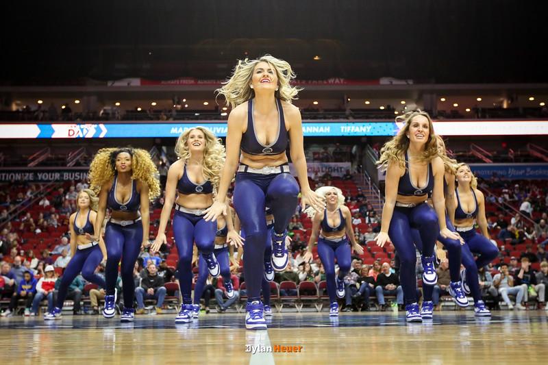 NBA G League: Agua Caliente Clippers vs. Iowa Wolves
