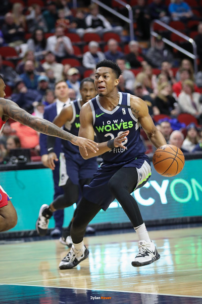 NBA G League: Agua Caliente Clippers vs. Iowa Wolves