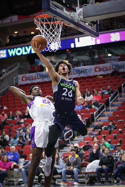 NBA G League: Stockton Kings vs. Iowa Wolves