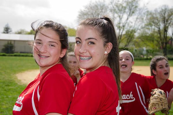 Jaymie's Softball 2013