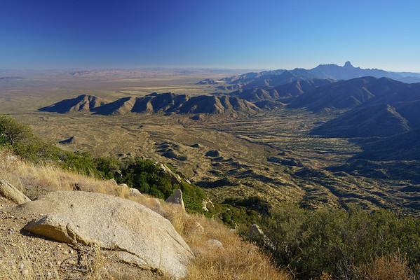Sonoran Desert / Kitt Peak, Arizona
