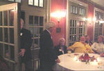 Pierre Howard addressing the class<br /> <br /> <br /> Saturday night at the Mary Gay House