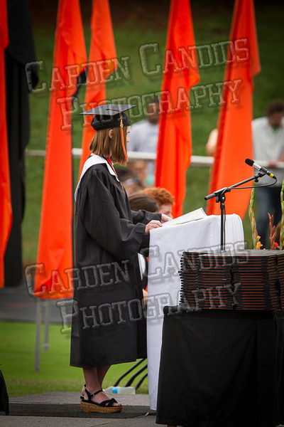 Davie High Graduation 2013-58