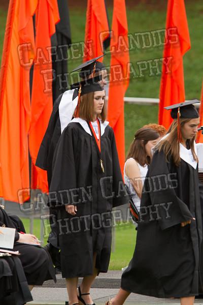Davie High Graduation 2013-76