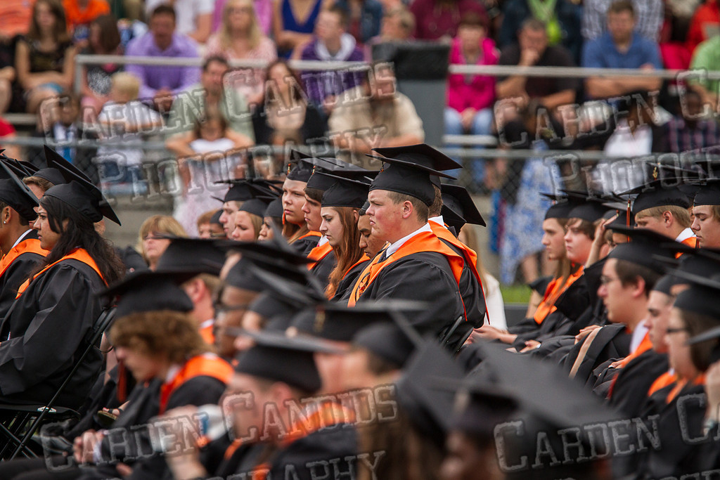 Davie High Graduation 2013-40
