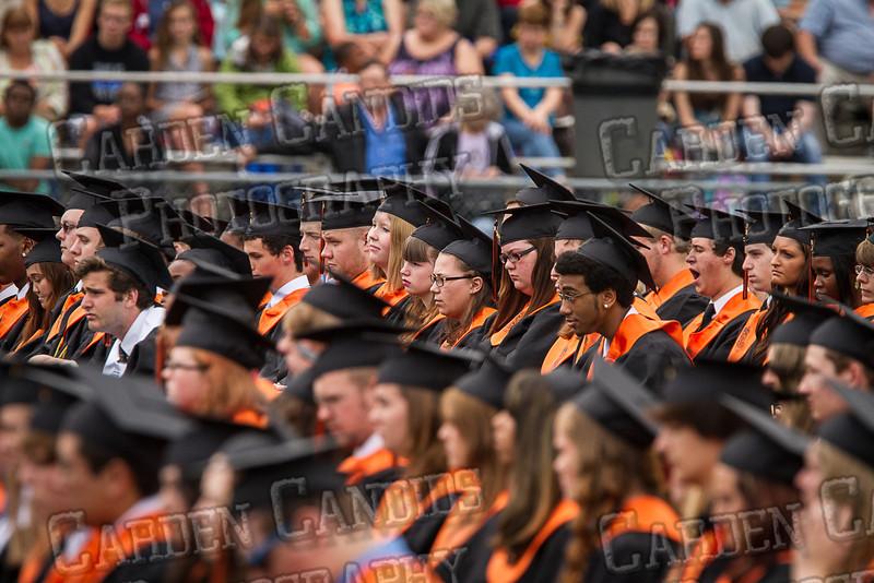 Davie High Graduation 2013-37