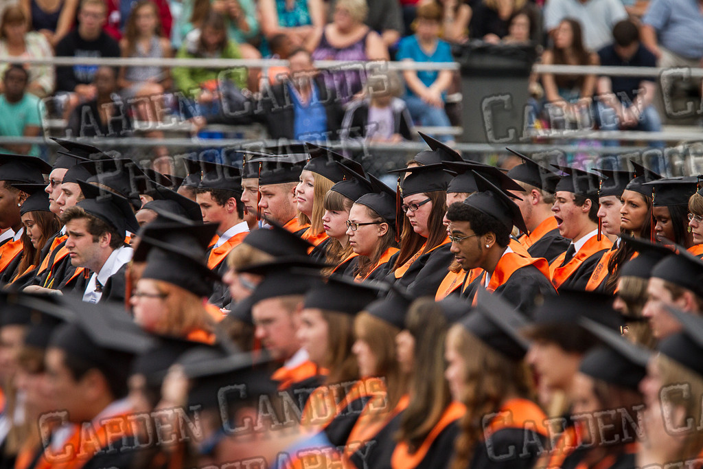Davie High Graduation 2013-37