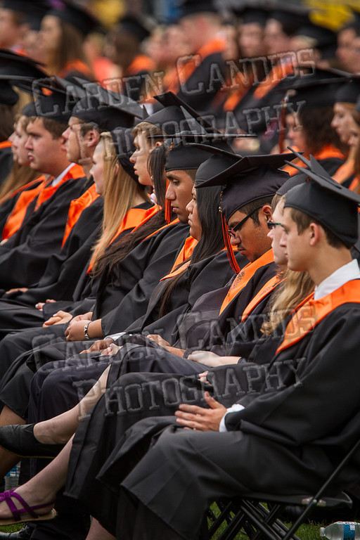 Davie High Graduation 2013-31